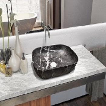 lavabo decorativo para baño