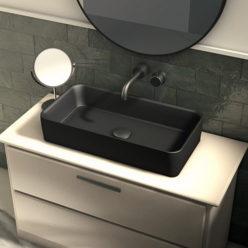 lavabo ceramica mate